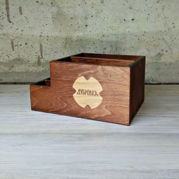 коробка для салфеток открытая